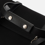 Дорожная сумка Mismo MS Supply Black/Black фото- 5