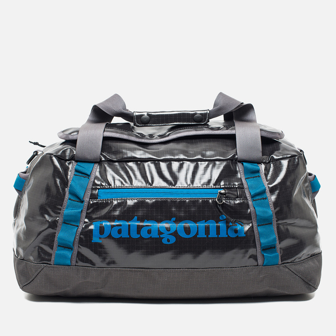 Дорожная сумка Patagonia Black Hole Duffel 45L Forge Grey