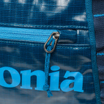 Patagonia Black Hole Duffel 45L Travel Bag Underwater Blue photo- 7
