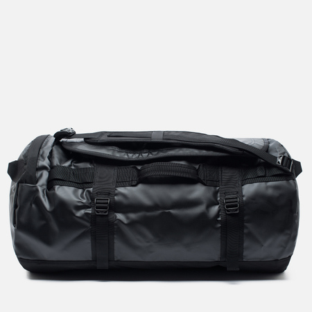 The North Face Base Camp Duffel 72L Travel Bag Black