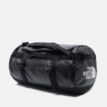 Дорожная сумка The North Face Base Camp Duffel 72L Black фото- 1