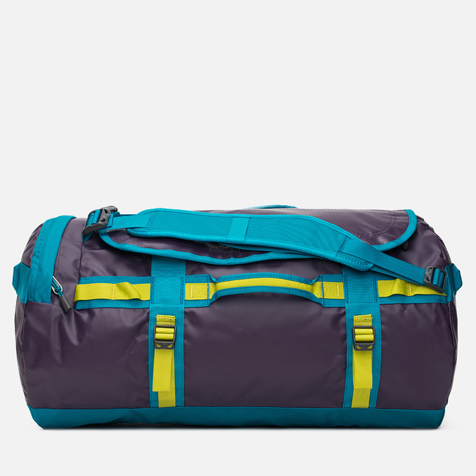 Дорожная сумка The North Face Base Camp Duffel 72L Purple/Enamel Blue