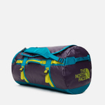 Дорожная сумка The North Face Base Camp Duffel 72L Purple/Enamel Blue фото- 1