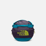 Дорожная сумка The North Face Base Camp Duffel 72L Purple/Enamel Blue фото- 2