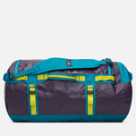 Дорожная сумка The North Face Base Camp Duffel 72L Purple/Enamel Blue фото- 3