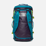 Дорожная сумка The North Face Base Camp Duffel 72L Purple/Enamel Blue фото- 4