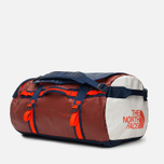 The North Face Base Camp Duffel Travel Bag Red/Black photo- 1