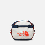The North Face Base Camp Duffel Travel Bag Red/Black photo- 2