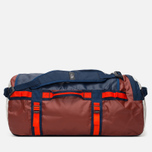 The North Face Base Camp Duffel Travel Bag Red/Black photo- 3
