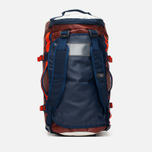 Дорожная сумка The North Face Base Camp Duffel 72L Red/Black фото- 4