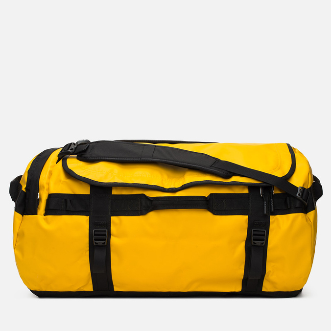 Дорожная сумка The North Face Base Camp Duffel 95L Yellow/Black