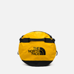 Дорожная сумка The North Face Base Camp Duffel 95L Yellow/Black фото- 2