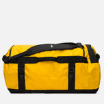 Дорожная сумка The North Face Base Camp Duffel 95L Yellow/Black фото- 3