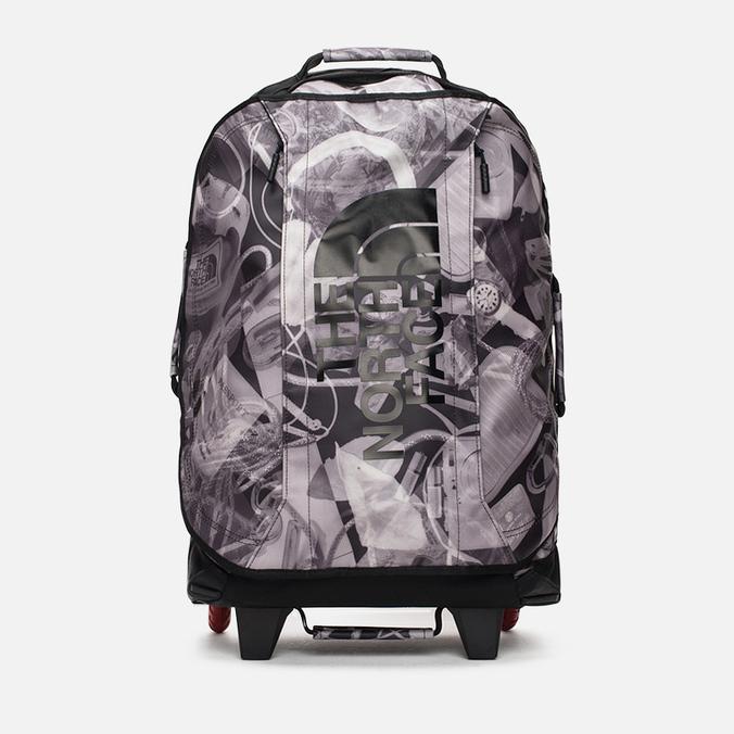 Дорожная сумка The North Face Rolling Thunder Black/X-Ray