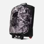 Дорожная сумка The North Face Rolling Thunder Black/X-Ray фото- 1