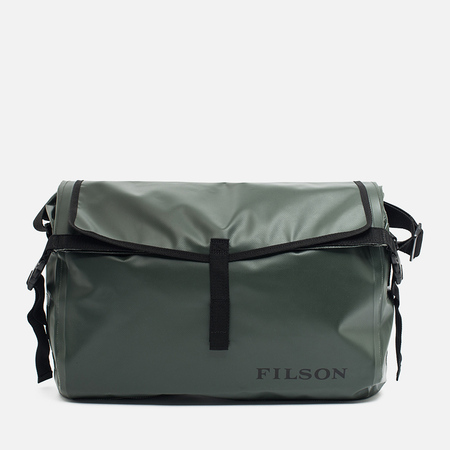 Filson Dry Messenger Bag Green