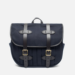 Filson Field Medium Bag Navy photo- 0