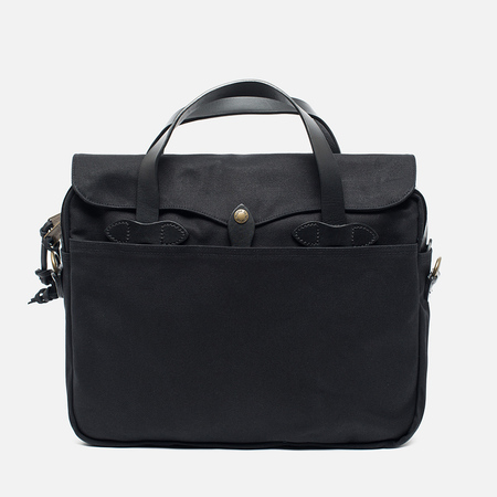 Filson Original Briefcase Bag Black