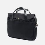 Filson Original Briefcase Bag Black photo- 1