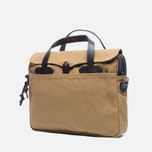 Сумка Filson Original Briefcase Dark Tan фото- 1