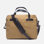 Сумка Filson Original Briefcase Dark Tan фото- 3