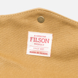 Filson Original Briefcase Bag Dark Tan photo- 7