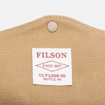 Сумка Filson Original Briefcase Dark Tan фото- 8