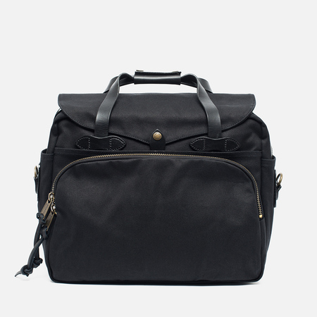 Filson Padded Computer Bag Black