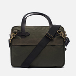 Сумка Filson Tablet Briefcase Otter Green фото- 3