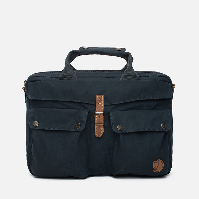 Сумка Fjallraven Greenland Briefcase Dark Navy