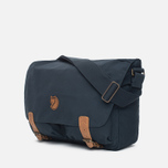 Сумка Fjallraven Ovik Shoulder Dark Navy фото- 1