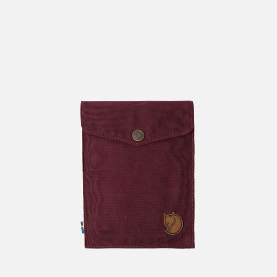 Сумка Fjallraven Pocket Dark Garnet