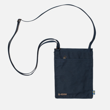 Сумка Fjallraven Pocket Navy фото- 1
