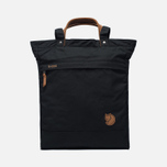 Сумка Fjallraven Totepack No.1 Black фото- 0