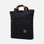 Сумка Fjallraven Totepack No.1 Black фото- 1