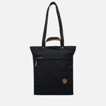 Сумка Fjallraven Totepack No.1 Black фото- 9