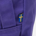 Сумка Fjallraven Totepack No.1 Purple фото- 4