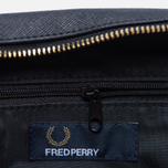 Женская сумка Fred Perry Gingham Shoulder Grey/Black фото- 6