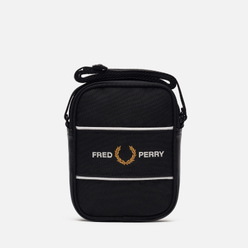 Сумка Fred Perry Graphic Panel Small Black