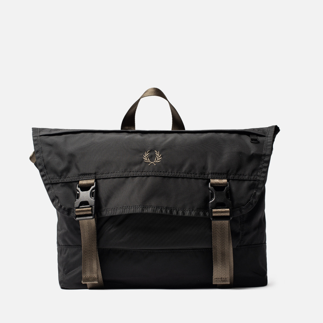 Сумка Fred Perry Outdoor Cross Body Black