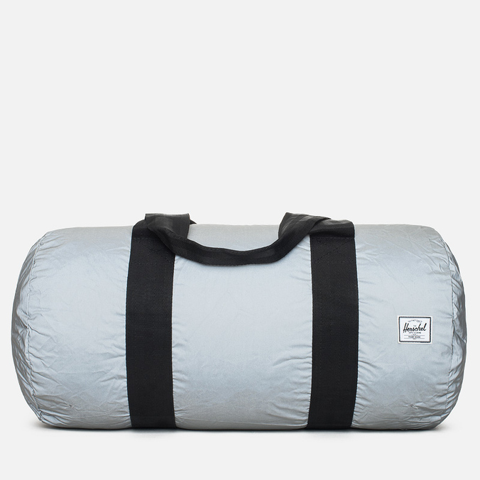Сумка Herschel Supply Co. Packable Duffle 3M Reflective Silver