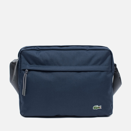 Lacoste Airline Bag Black Iris