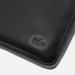 Lacoste Gael Large Flat Crossover Bag Black photo- 4