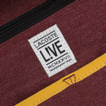 Рюкзак Lacoste Live Up Crossbody Chocolate Truffle/Black фото- 4