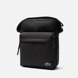 Сумка Lacoste Neocroc Canvas Black фото- 1