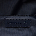 Сумка Lacoste Neocroc Canvas Black фото- 4