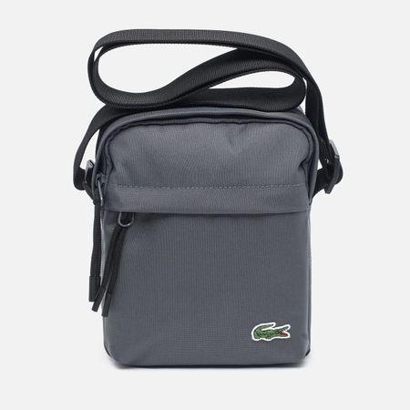 Lacoste Vertical Camera Bag Castlerock