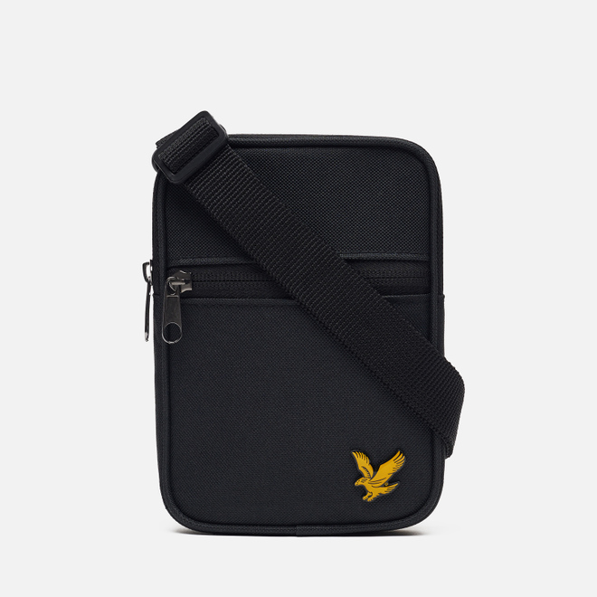 Сумка Lyle & Scott Mini Messenger True Black