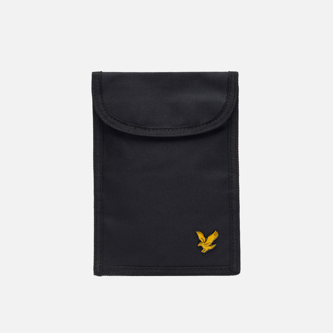 Сумка Lyle & Scott Neck Pouch True Black