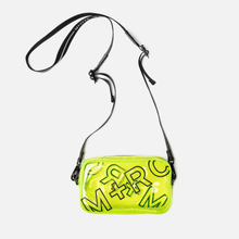 Сумка M+RC Noir Overdue Shoulder Neon Yellow фото- 3